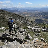 Cycling Holiday near Malaga